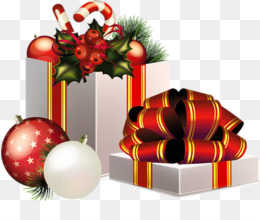 Santa Claus, Christmas, Gift, Decor PNG image with transparent background
