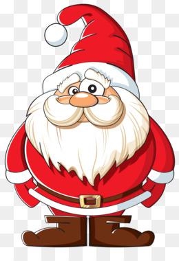 Santa Claus, Cartoon, Gnome, Christmas Decoration, Art PNG image with transparent background