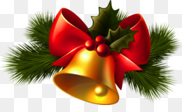 Christmas, Bell, Jingle Bell, Fir, Pine Family PNG image with transparent background