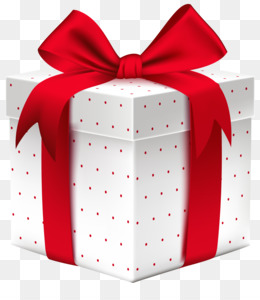 Gift, Box, Ribbon, Product PNG image with transparent background