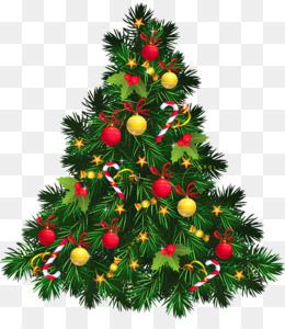 Christmas Tree Christmas Decoration Clip Art Christmas