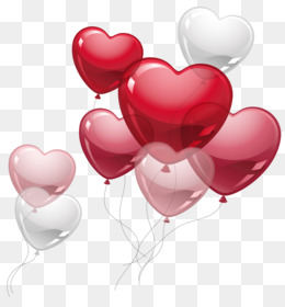 Balloon, Heart, Valentine S Day PNG image with transparent background