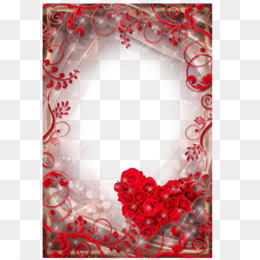 Love Photo Frames, Picture Frames, Birthday, Picture Frame, Heart PNG image with transparent background