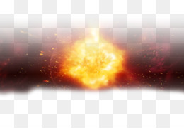 Light, Explosion, Fire, Atmosphere PNG image with transparent background
