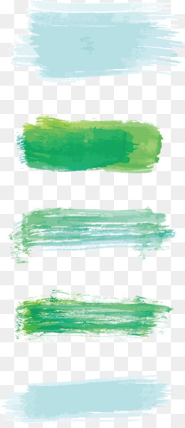 Watercolor Painting, Ink Brush, Ink Wash Painting, Grass, Text PNG image with transparent background