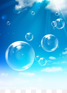 Transparent Bubble PNG Clipart Free Download
