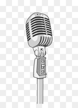 Cartoon Microphone Png And Psd Free Download Microphone