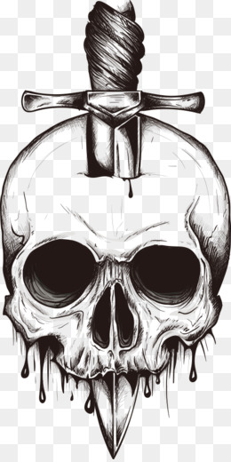 Skull PNG & Skull Transparent Clipart Free Download - Calavera Skull ...