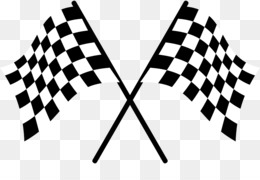 Racing Flags PNG Transparent Clipart Free Download