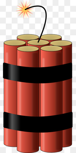 Dynamite Explosion Clip art - bomb @kisspng