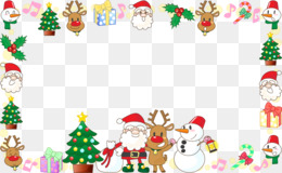 Santa Claus, Christmas, Christmas Decoration, Fir PNG image with transparent background