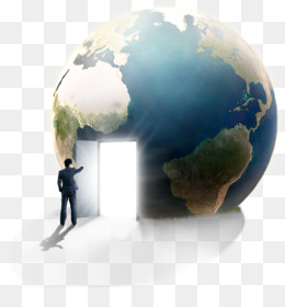 Earth, Door, Download, Human Behavior, Globe PNG image with transparent background