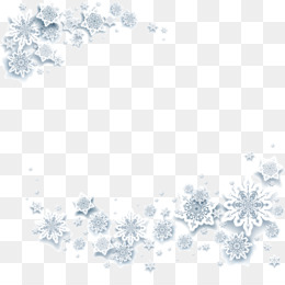 Snowflake, Snow, Crystal, Blue, Area PNG image with transparent background