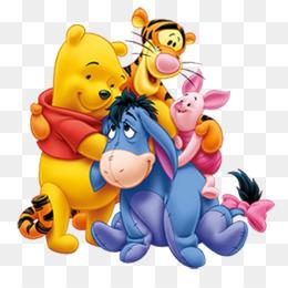 disney s pooh friends png disney s pooh friends transparent rh kisspng com pooh and friends clipart Tigger Clip Art