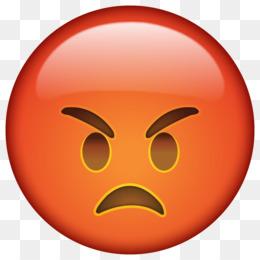 Angry Emoji Png Hangry Emoji