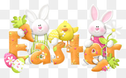 Easter Bunny, Easter, Easter Egg, Toy, Rabits And Hares PNG image with transparent background