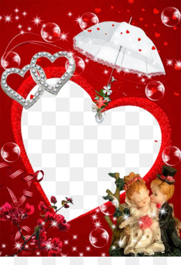 Awesome Love Frame PNG U0026 Love Frame Transparent Clipart Free Download ...