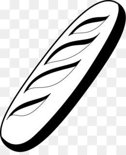 Baguette Breadstick White Bread Clip Art