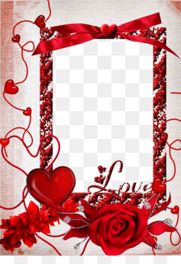Superb Love Frame PNG U0026 Love Frame Transparent Clipart Free Download ...