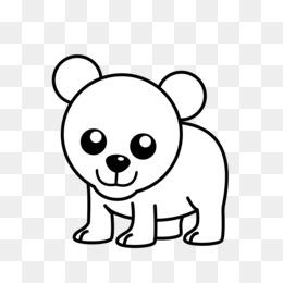 polar bear american black bear koala clip art cub cliparts png rh kisspng com bear cub mascot clipart bear cub mascot clipart