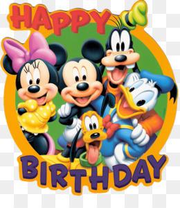 Mickey Mouse Birthday Png Mickey Mouse Birthday Cake
