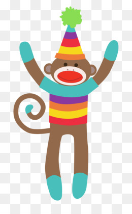 sock monkey clip art free monkey clipart png download 964 1500 rh kisspng com sock monkey clipart free colorful sock monkey clipart