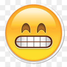 Emoji, Emoticon, Smiley, Text PNG image with transparent background