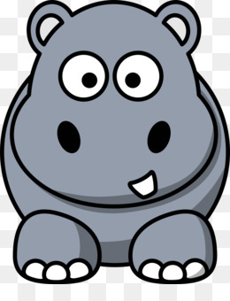 free download hippopotamus cartoon drawing clip art cute hippo rh kisspng com hippo clip art free hippo clipart free