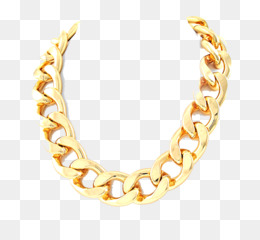 e60acb2cede0e8 Necklace Earring Gold Chain - Thug Life Gold Chain PNG Image