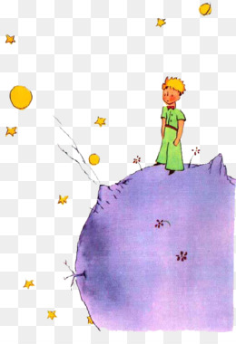 Little Prince PNG And PSD Free Download