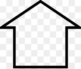 free download white house outline clip art house outline cliparts png rh kisspng com