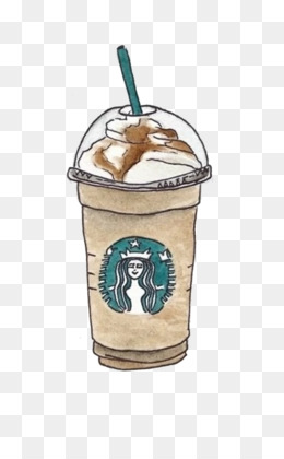 Starbucks Coffee PNG Transparent Clipart Free