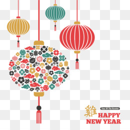 Chinese New Year, Light, New Year, Balloon, Line PNG image with transparent background