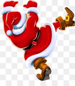 Santa Claus, Ded Moroz, Snegurochka, Heart, Rooster PNG image with transparent background