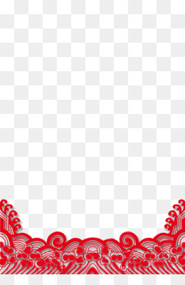 Chinese New Year, New Year, Paper, Heart, Square PNG image with transparent background