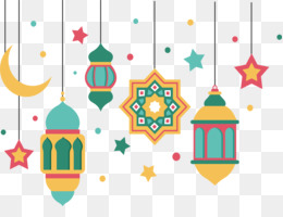 Web Banner, Islamic New Year, Muharram, Material, Christmas Decoration PNG image with transparent background