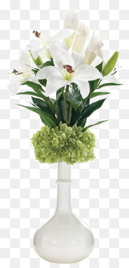 Free Download White Lily Flower Decoration Software Installed Png