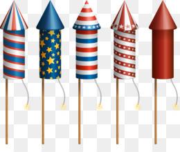 Rocket, Fireworks, Royaltyfree, Line, Flag PNG image with transparent background