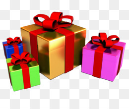 Gift, Decorative Box, Box, Ribbon PNG image with transparent background