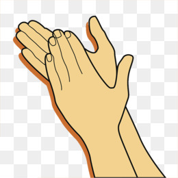clapping gesture clip art clap your hands warmly and welcome your