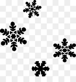 snowflake cloud clip art snow cliparts black png download 2400 rh kisspng com  snowflake clipart black and white vector