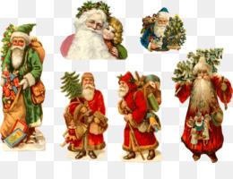 Pxe8re Noxebl, Ded Moroz, Santa Claus, Decor, Christmas Ornament PNG image with transparent background