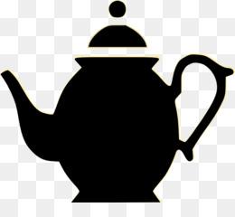 free download teapot green tea teacup clip art teapot silhouette png
