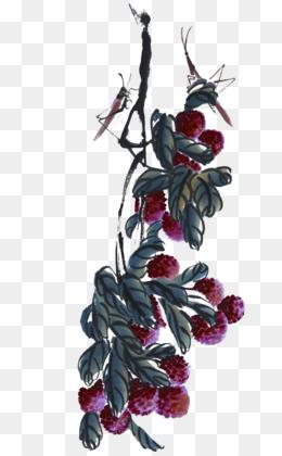 Free download u8354u679d Chinese painting Work of art Chinese art