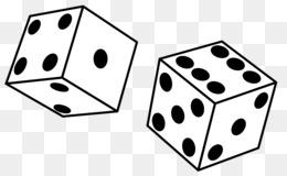 black white dice bunco clip art dice images free png download rh kisspng com bunco clip art designs bunco clipart free halloween