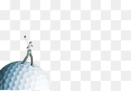 Golf, Sport, Gratis, Line PNG image with transparent background
