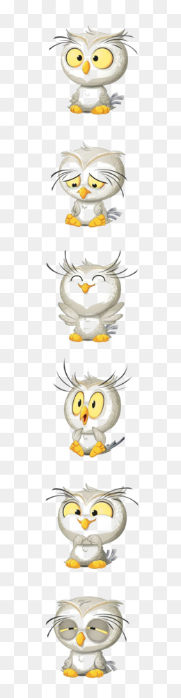 Owl, Drawing, Cartoon, Emoticon, Material PNG image with transparent background