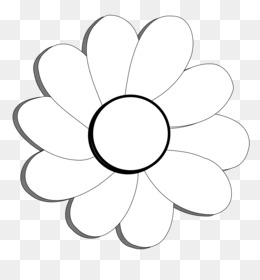 En Blanco Y Negro De Flores Png Transparente Y En Blanco Y Negro De