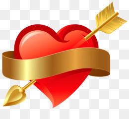 Valentines Day Arrow
