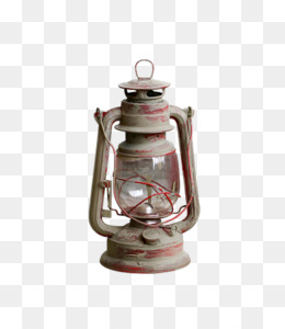 Oil Lamp PNG And PSD Free Download